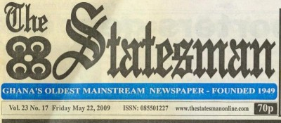 logo the statesman